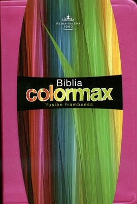 Biblia Colormax Rosado >