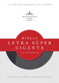 Biblia Super Gigante Caja Bicolor