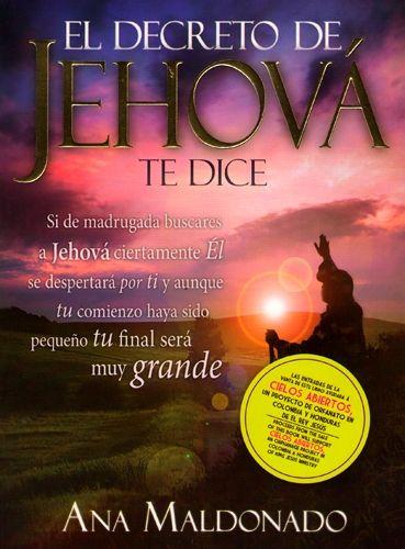 El decreto de Jehová