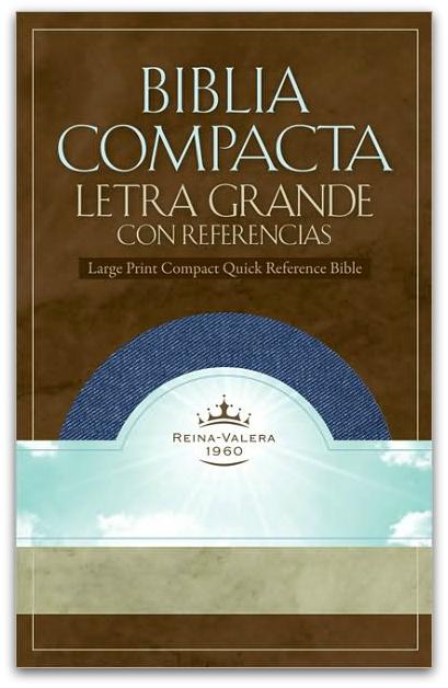 Biblia Compacta Jean con Referencia