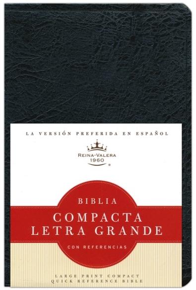 Biblia Compacta con Referencia