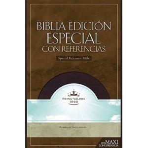 Biblia Edición Especial con Referencias Indice