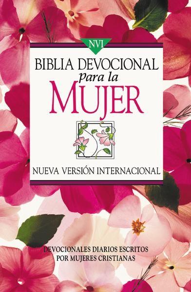 Biblia Devocional para la Mujer NVI>