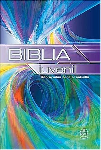 BIBLIA JUVENIL RVR60 T/DURA