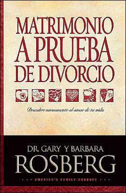 Matrimonio aprueba de divorcio