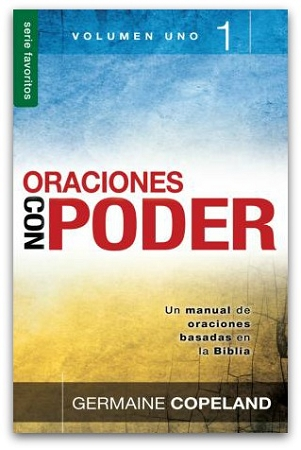 Oraciones con poder volumen 1 - bolsillo