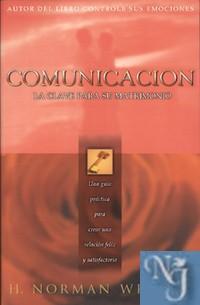 Comunicación la clave para su matrimonio