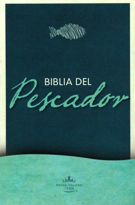 Biblia del Pescador Reina Valera Tapa Cartulina>