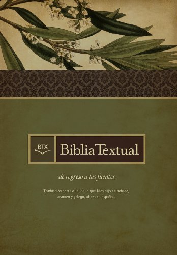 Biblia Textual Cuero Negro Caja