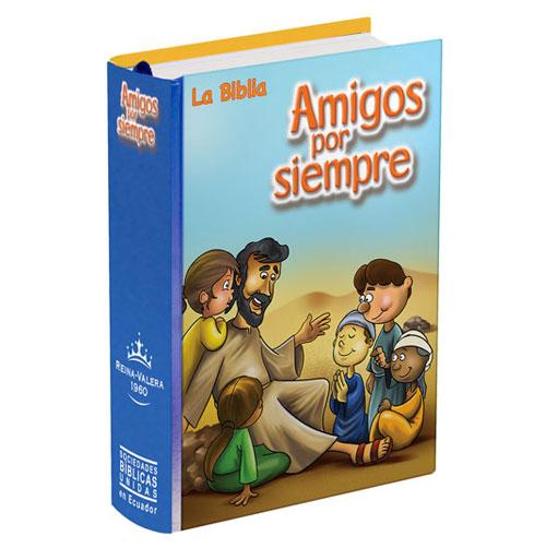 Biblia Amigos Por Siempre - Ni�os>