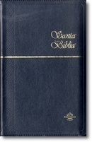 Biblia RVR065CXTI Azul Oscuro