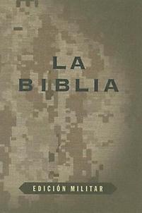 Biblia TLA Militar Bolsillo Cartulina