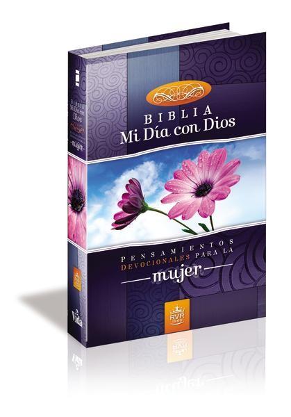 Biblia Mi Vida Con Dios RVR1960 Tapa Cartulina>
