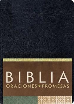 Biblia RVC Oraciones y Promesas/Tapa Dura