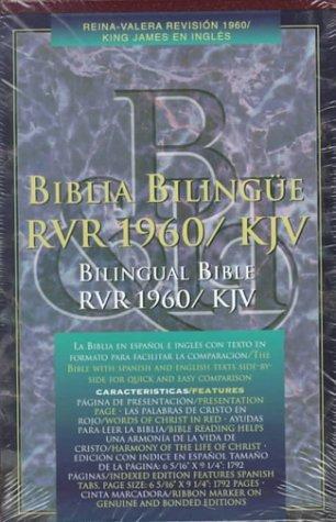 Biblia Bilingüe RVR 60 KJV