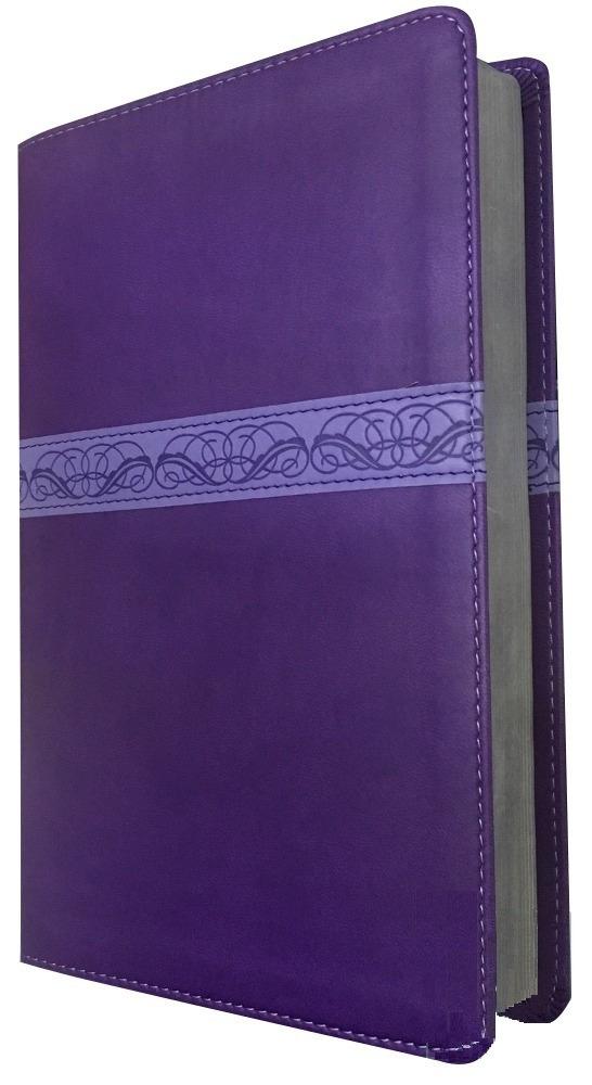 Biblia Mi Vida Con Dios RVR1960 Imitacion Cuero
