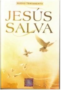 Nuevo Testamento Jesús Salva Tapa Rustica