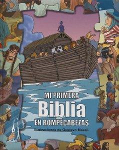 Mi primera biblia en rompecabezas