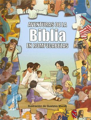 Aventuras de la Biblia en rompecabezas>