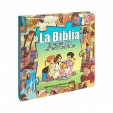 Biblia en rompecabezas para principiantes
