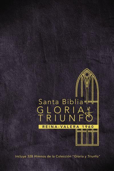 Biblia Gloria Y Triunfo con Himnario