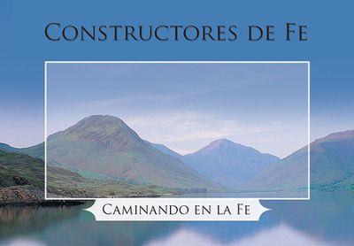 Tarjeta Constructores Caminando en la fe