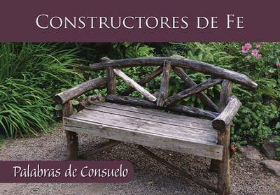 Tarjeta Constructores Palabras de consuelo>