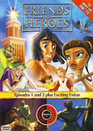 Friends and heroes: historias para niños