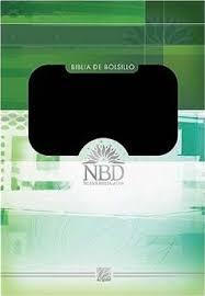 Biblia de bolsillo para Jóvenes - NBD