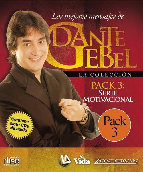 Los Mejores Mensajes de Dante Gebel: Serie Motivacional Pack 3