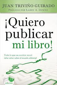 Quiero publicar mi libro.