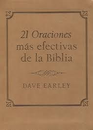 21 Oraciones más efectivas de la Biblia - Edición Especial, Cuero.