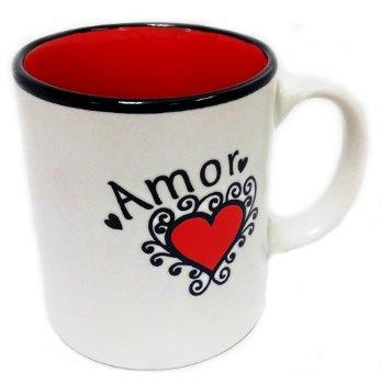 Taza Rojo/Amor