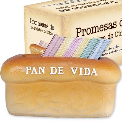Pan de vida - Promesas