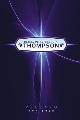 Biblia de Referencia Thompson Milenio - Reina Valera 1960 Con Índice.