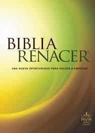 Biblia Renacer - Reina Valera 1960, Tapa R�stica.>
