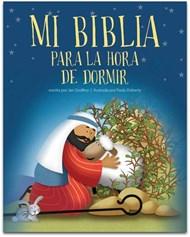 Mi Biblia para la hora de dormir
