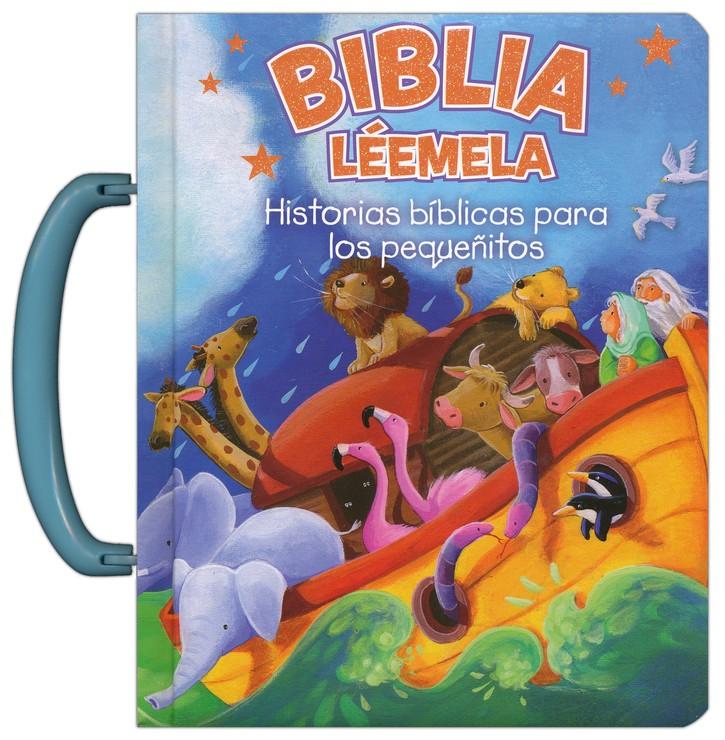Biblia Léemela con agarradera
