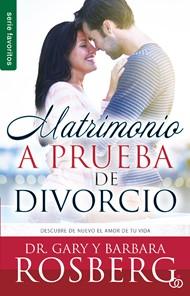 Matrimonio a prueba de divorcio - bolsillo