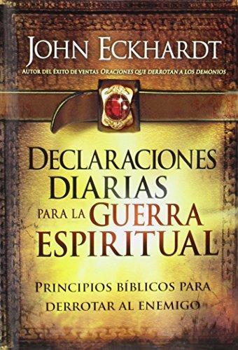 Declaraciones diarias para la Guerra Espiritual - bolsillo