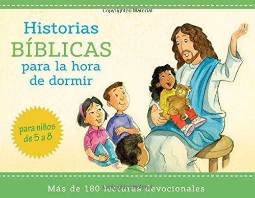 Historias bíblicas para antes de dormir