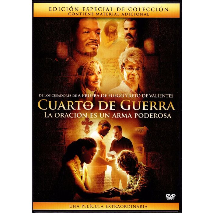 Cuarto de Guerra DVD