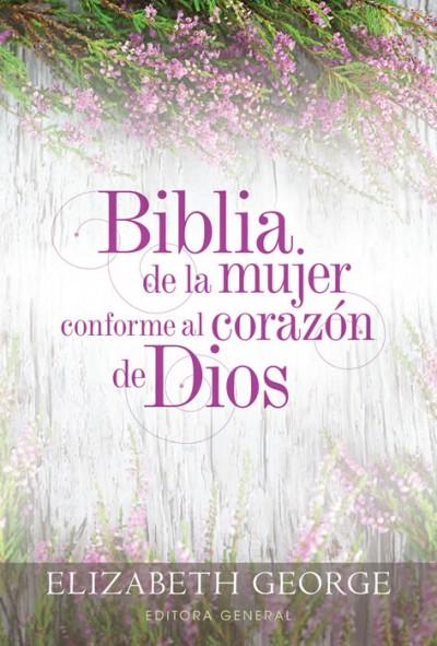 Biblia de la mujer conforme al coraz�n de Dios RVR60 - Tapa Dura>