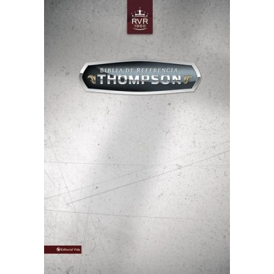 Biblia De Referencia Thompson RVR 1960