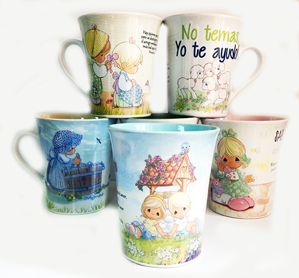 Tazas Precious Moments de Life Gift Group