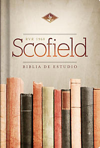 Biblia Scofield Biblia de Estudio / tapa dura>