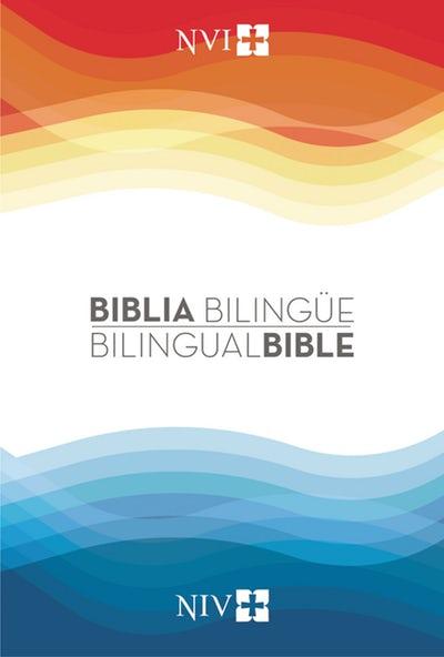 NVI/NIV Biblia Bilingüe, Tapa Dura