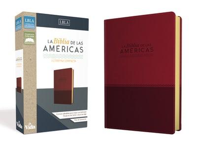 La Biblia de las Américas LBLA, Ultrafina Compacta, Leathersoft