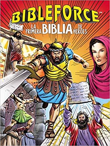 BibleForce: Los primeros h�roes de la Biblia>