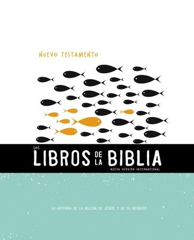 NVI, Los Libros de la Biblia: El Nuevo Testamento, Rústica: La historia de la iglesia de Jesús, y de su regreso